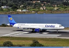 D-AIAA, Airbus A321-200, Condor Airlines Condor, Airplane, Planes, Air Force, Aircraft, People, Plane, Airplanes, Folk