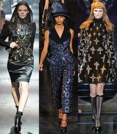 Fashion autumn-winter '12-'13