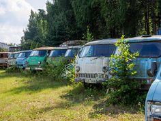 Abandoned RAF's