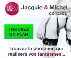 Jacquie & Michel Contact - Site de rencontres libertines