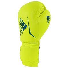 sports shoes c4392 4626d Gant de boxe Adidas speed 50 couleur Jaune 8 Oz