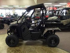 "New 2016 Honda Pioneerâ""¢ 500 Camo (SXS500M2) ATVs For Sale in Texas. Go More Places On A Pioneer 500. The Pioneer 500 is a brilliant concept: Like a full-sized side-by-side, it lets you take a passenger along and has the off-road capability to get you where you need to go. But the Pioneer 500 is a new take on the SxS formula: it's narrow, fits on tight trails, is fun to drive and easy to load into a full-size truck bed. But you still get a full-sized list of features, like Independent…"