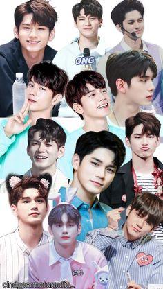 Jaehwan Wanna One, Ong Seung Woo, My Destiny, 3 In One, Seong, Lock Screen Wallpaper, Kpop Groups, Monsta X, My Boyfriend