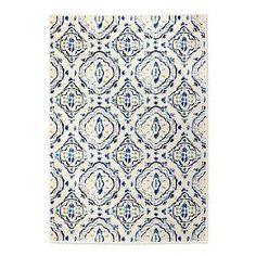 Outdoor Rug Distressed Medallion - Threshold™ : Target