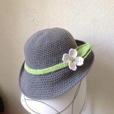 Suvi's Crochet: Spring Hat