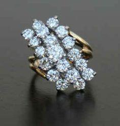 3.5ct Diamond Ring ----- Must See! - $4500 (Oklahoma)