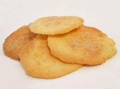 Receitas - Bolachas de Laranja - Petiscos.com
