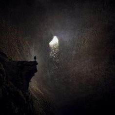 Completely Intriguing....Sorry, But No Train Coming Through That HOLE....Let's GO !!