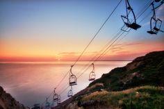 Needles Chairlift sunset | Flickr - Photo Sharing!