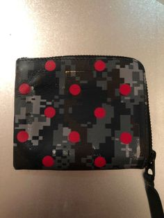 2013 Supreme NYC x Comme Des Garcons Navy Camo Print Red Dot Wallet New CDG   fashion  clothing  shoes  accessories  mensaccessories  wallets (ebay link) 78310c54c7a3