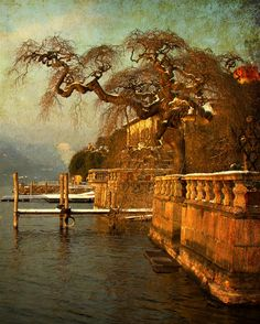 Lago d'Orta, Piemonte, Italia