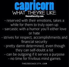 Discover and share Zodiac Capricorn Women Quotes. Explore our collection of motivational and famous quotes by authors you know and love. All About Capricorn, Capricorn Quotes, Zodiac Signs Capricorn, Capricorn And Aquarius, Astrology Signs, Zodiac Facts, Capricorn Earth Sign, Capricorn Lover, Capricorn Daily