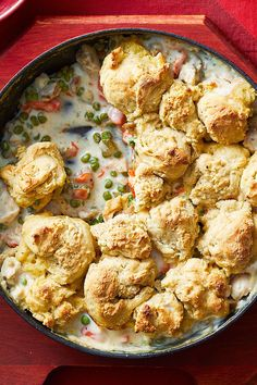 If comfort food is one of the items on your holiday wishlist, consider your wish granted by this Southern Christmas dinner menu idea. #christmasmenu #christmasdinnerideas #christmasentree #holidaysidedish #bhg