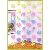 Hanging Decoration Baby Shower (6pk) $9.95 A679662