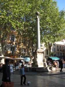 Falling in love with Aix-en-Provence . . . again