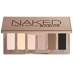 Paleta de Sombras Naked Basics - Urban Decay
