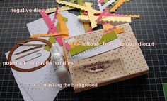 I simply LOVE making cards from the scraps of my diecut. Yes, scraps! Today I am sharing a card that was made with leftover from a previou...