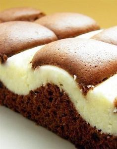 Druh receptu: Sladkosti - Page 80 of 326 - Mňamky-Recepty. Polish Desserts, Polish Recipes, Mini Desserts, No Bake Desserts, Delicious Desserts, Yummy Food, Polish Food, Donut Recipes, Cake Recipes