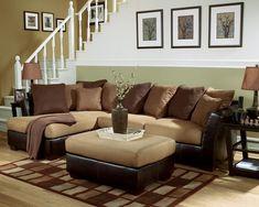 Günstige Braune Wohnzimmermöbel