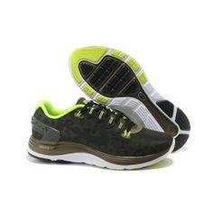 Verkaufen Nike LunarGlide+ 4 Shield Männer Schwarz Braun Grün Schuhe Online | Beste Nike LunarGlide+ 4 Shield Schuhe Online | Nike Schuhe Online Und Günstige | schuheoutlet.net