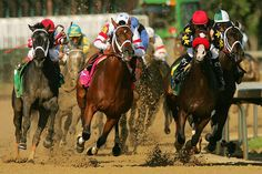 Sweet suites for Kentucky Derby owners ready