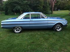 1963 1/2 Ford Falcon Futura Maintenance/restoration of old/vintage vehicles: the material for new cogs/casters/gears/pads could be cast polyamide which I (Cast polyamide) can produce. My contact: tatjana.alic@windowslive.com