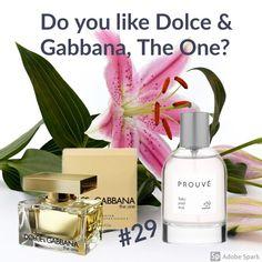 Dolce & Gabanna The One Perfume Bottles, Soap, Perfume Bottle, Bar Soap, Soaps