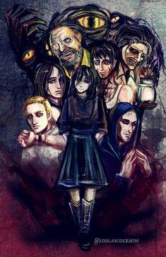 to the family by darkredmaplesword on DeviantArt Resident Evil 3 Remake, Resident Evil Game, Resident Evil 7 Biohazard, Avengers Girl, Evil Games, Little Misfortune, Fandom Games, Evil Art, Evil World