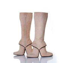 Kobi Levi Double Boots, 2000 - The Cut