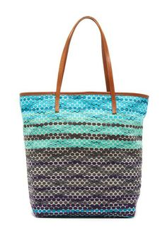 Cute bag for summer.