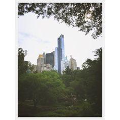 #centralpark #EssexHouse #hotel #luxury #hampshirehouse #green #trees  #building #skyscraper #upperwestside #nyc #newyorkcity #I❤️NY #summer #happy4th #happy4thofjuly #America #happybirthday #architect #architecture #紐約 #中央公園 #夏天 #綠野仙蹤 #世外桃源 #美國國慶日