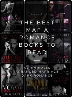 The best mafia romance books to read