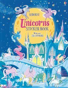 PDF Free Unicorns Sticker Book (Sticker Books): 1 Author Fiona Watt and Camilla Garafano Forest Book, Magic Forest, Camilla, Fiona Watt, Unicorn Books, Ice Castles, Unicorn Stickers, Painted Books, Children's Literature