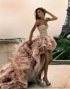 Dress in Paris