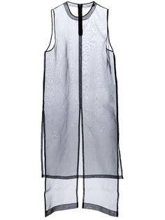 #GIVENCHY - sheer organza dress 6 #mizustyle