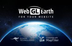 Open-source virtual planet web application running in any web browser with support for WebGL HTML5 standard.