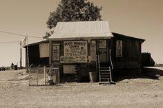 "Last Of The Country Juke Joints by elhawk, via Flickr  Merigold, MS  Hwy 61 ""Blues Highway"" ROAD TRIP!"