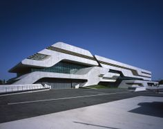 Pierresvives, Montpellier, France by Zaha Hadid Architects