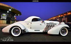 1935 Auburn 851 Boattail