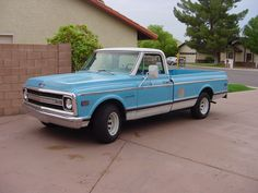 Matt Sherman, 1969 Chevrolet Truck, 1969 Chevy, 69 Chevy, 69 Chevrolet, Classic Truck, Arizona, Car Show, Camper Special.