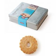 Canestrelli - shortbread cookies with tin  - SEASONAL PRODUCT