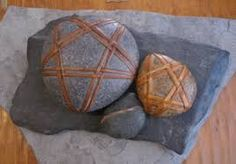 japanese wrapped stones - Google Search