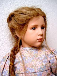 looks like Sabine Esche doll