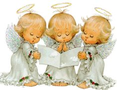 Fan Art of Babies Angel for fans of Angels 7854038 Angel Images, Angel Pictures, Christmas Yard Art, Christmas Angels, Eeyore Pictures, Fairy Photoshoot, Good Night Gif, I Believe In Angels, Angels Among Us