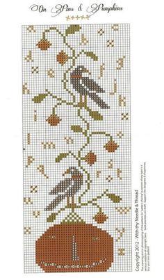 Brilliant Cross Stitch Embroidery Tips Ideas. Mesmerizing Cross Stitch Embroidery Tips Ideas. Cross Stitch Sampler Patterns, Cross Stitch Freebies, Cross Stitch Alphabet, Cross Stitch Samplers, Cross Stitch Charts, Cross Stitch Designs, Cross Stitch Embroidery, Fall Cross Stitch, Simple Cross Stitch