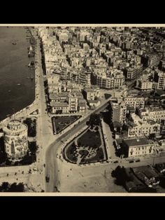 Thessaloniki, Macedonia, Kos, Villas, Old Photos, City Photo, Greece, History, Travel