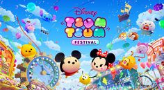 Disney TSUM TSUM FESTIVAL has landed on the Nintendo Switch, and we were invited to check it out. This exciting new game enables fans from all over the world to Disney Games, Run Disney, Disney Pixar, Cartoon Network Adventure Time, Adventure Time Anime, Nintendo Switch, Fun New Games, Game Keys, Button Game