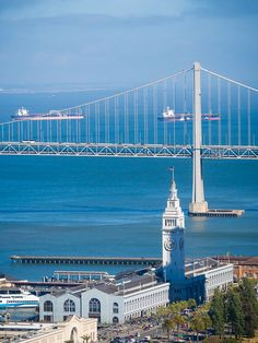 Where do you want to go this summer? Ferry Building | San Francisco, California? it's full of new and different restaurants to discover!