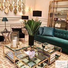 Salon moderne – canapé – table basse – chaise – design – Tendance inside