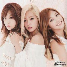Gorgeous Chorong, Bomi & Eunji